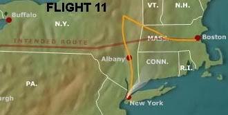 flight11route
