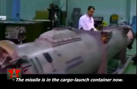 missile-is-in-cargo-launch-container