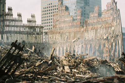 wtc-wreckage-exterior_shell_of_south_tower-small.jpg