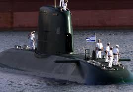 nuclear sub