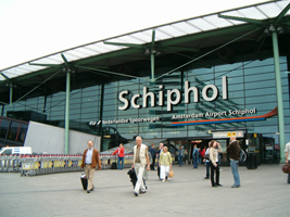 schiphol airport-sml