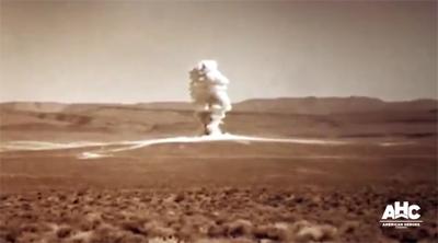 mushroom cloud underground smallest nuke-sml