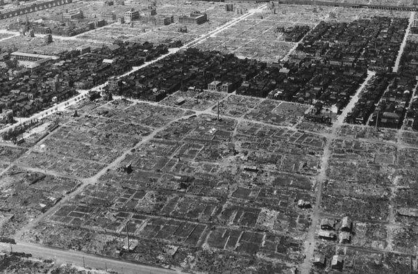 nagasaki bombing after