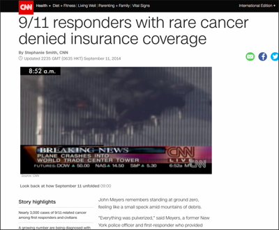 responders denied coverage rare cancer-sml400.jpg